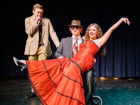 "Shenandoah Valley Governor's School presents ""Lucky"