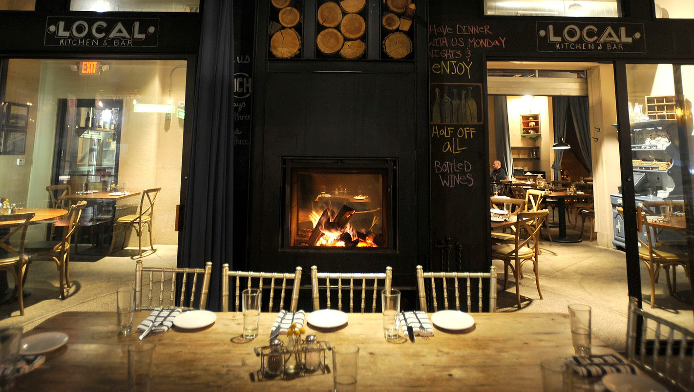 thaw out with fireside dining in metro detroit