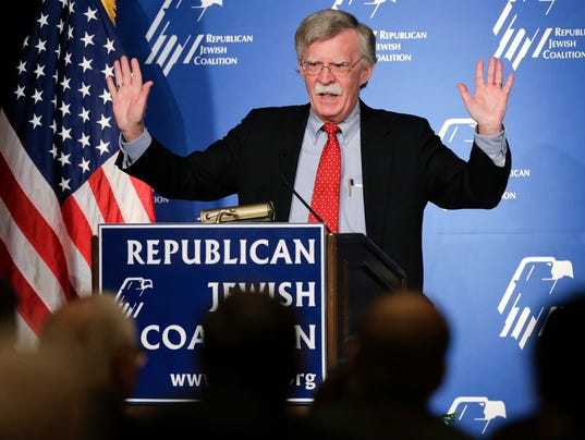 AP BOLTON FOREIGN POLICY A FILE USA NV