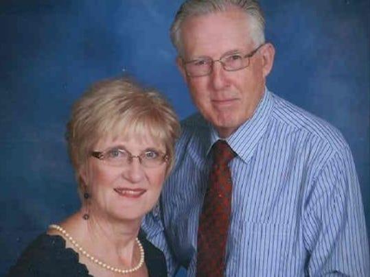 Anniversaries: Bob Cook & Karen Cook