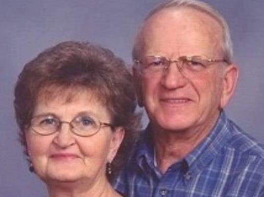 Anniversaries: Ray Batson & Janet Batson