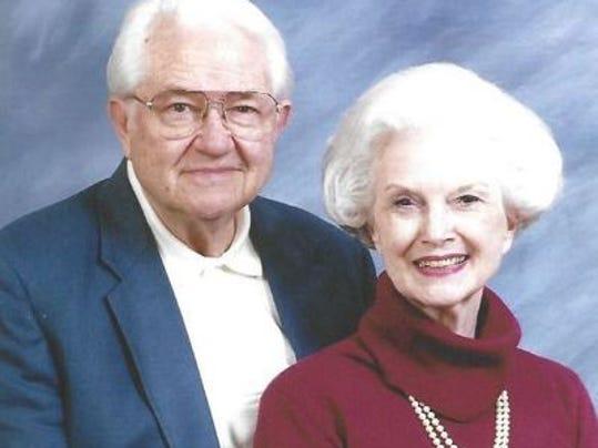 Anniversaries: J. Herb Bockhorst & Marilyn Brown-Bockhorst