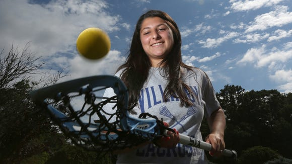 Suffern's Allison Iodice, the Journal News Rockland
