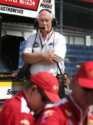 IndyCar drivers' salaries are far from transparent.