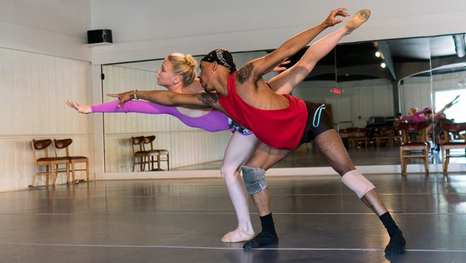Learn about life as a professional dancer at Behind the Curtain, Aug. 13.