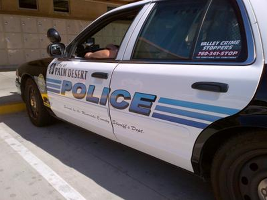Palm Desert police