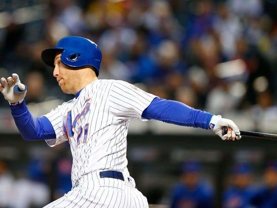 Apr 16, 2018; New York City, NY, USA; New York Mets