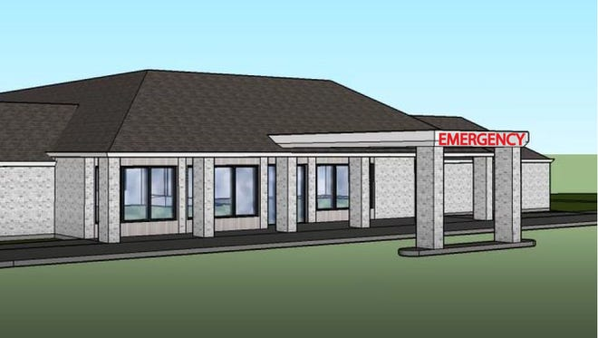 Construction will begin for Rockport's new emergency room on Tuesday.