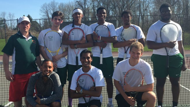 Rockland Community College's men's tennis team will be looking to win an NJCAA regional title this weekend.