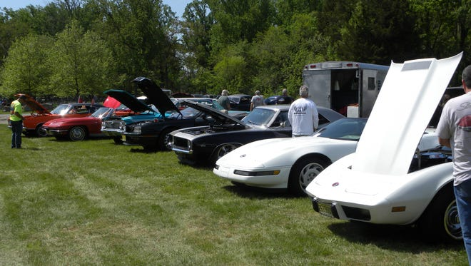 The Chapel Cruise was recently held near Siloam Cemetery in Vineland.