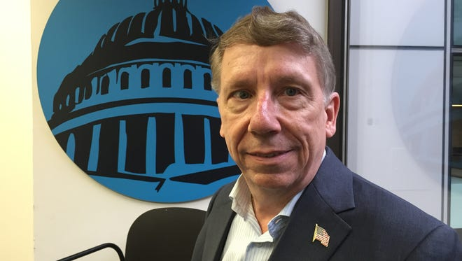 Martin Babinec of Little Falls is running for the 22nd Congressional District seat on the Reform Party line.