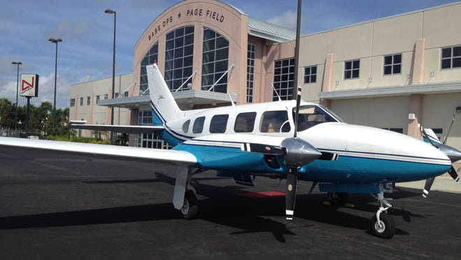 Base Operations at Page Field general aviation airport in Fort Myers, as shown in this file photo, ranks among the top 10 percent of fixed-base operators in a survey by Aviation International News.