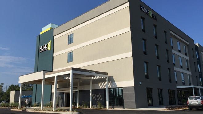 The new Home2 Suites by Hilton at 7753 N. Davis Highway in Pensacola on Thursday, Sept. 21, 2017.