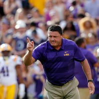 As Alabama game approaches on Nov. 3, LSU is looking elite again as it enters stretch run