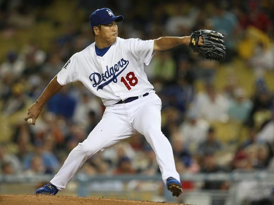 Hiroki Kuroda left the Hiroshima Carp to come to the U.S. to pitch for the L.A. Dodgers. He later pitched for the Yankees before returning to Japan to pitch for the Carps before retiring.