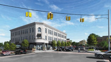 Downtown Milford four-story project brings retail, parking, apartments