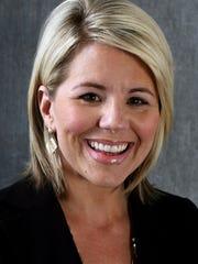 Fox59 morning anchor Angela Ganote