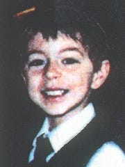 Timothy Wiltsey was 5 years old when he was killed.