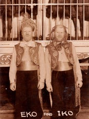 The brothers were sometimes known as Eko and Iko in