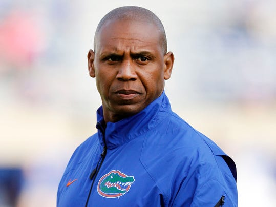 Florida Phillips Resigns Football