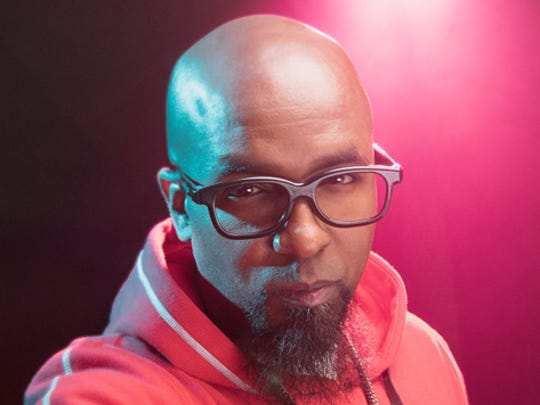 Tech N9ne will perform May 20 at the Egyptian Room in Old National Centre.
