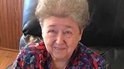 Linda Robertson, of Rolla.