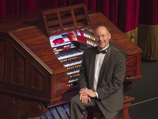 """David Peckham will perform a live score to Buster Keaton's 1926 film """"The General"""" at the Clemens Center on Sunday."""