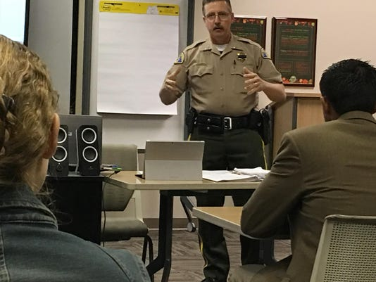 active shooter meeting