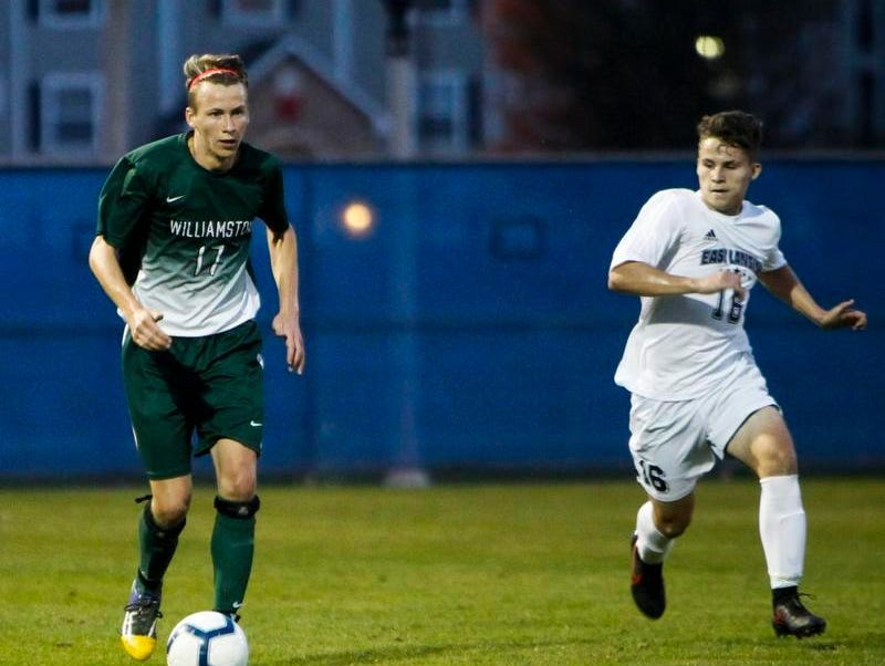 The Williamston and East Lansing soccer teams are both ranked in the top five in their divisions.