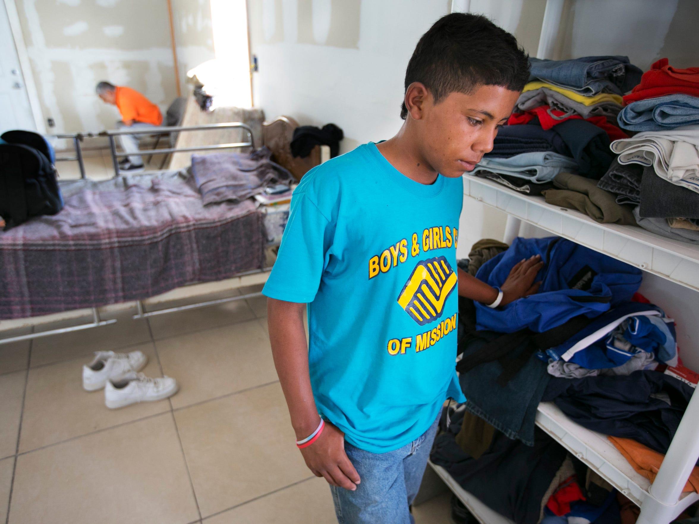 Brayan Soler Redondo, then 14, left his village of