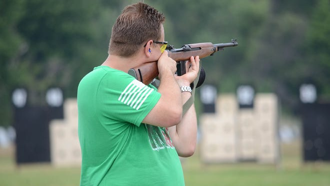 The M1 Carbine Match also includes a separate award category for commercial M1 Carbines.