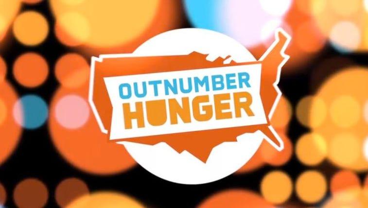 Outnumber Hunger Concert
