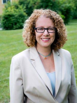 Elizabeth Spinzia, Democratic candidate for Rhinebeck Town Supervisor.