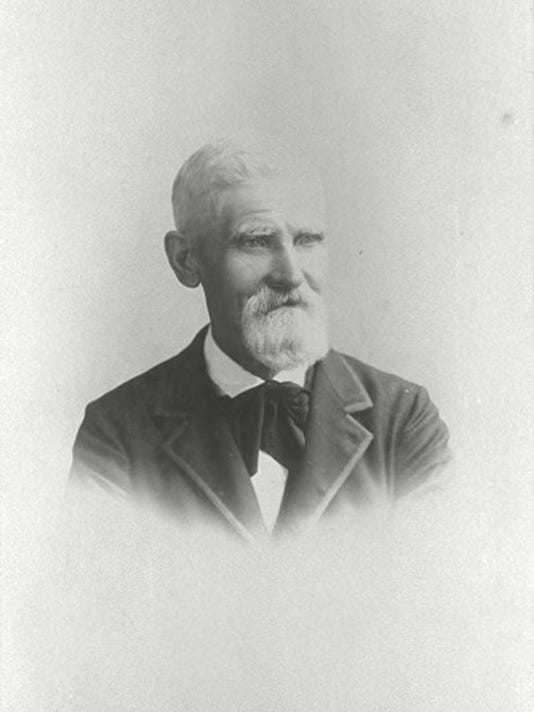 John Syme (1820-1907) is pictured here.
