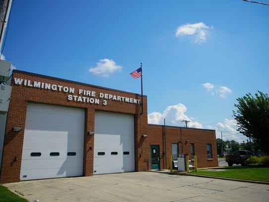 Wilmington Fire Department Station 3 houses one of