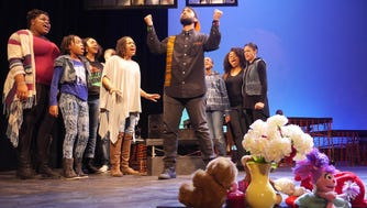 "Director Malkia Stampley infuses ""Black Nativity"" with contemporary elements."