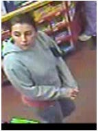 Oshkosh Police need information about this woman, whom they believe is connected to a theft at Bob's Citgo Monday night.