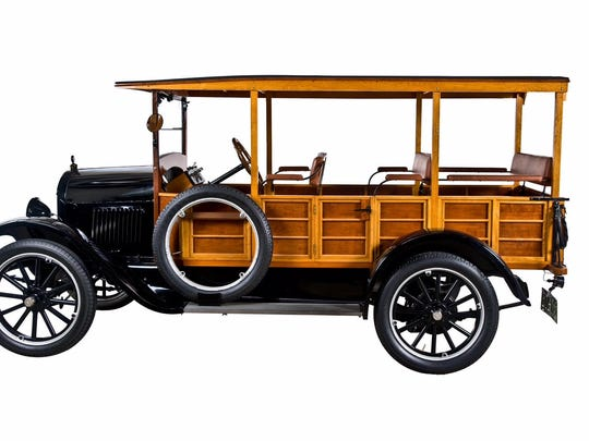 The 1922 Durant Star Beach Station Wagon that's the
