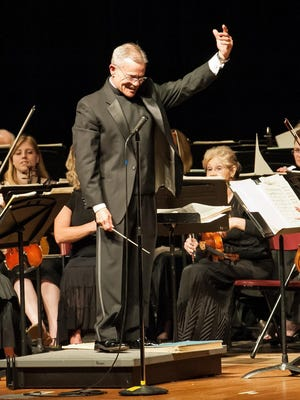The final concert of the Ocean Grove classical music series will be conducted by Father Alphonse Stephenson.