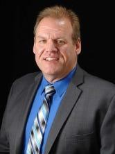 Clinton Township Trustee Dean Reynolds.