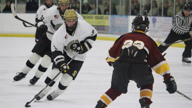 Tommy Rossi (3) and Southern are on a mission to prove the doubters wrong in 2015-15.