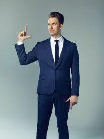 'Jordan Klepper Solves Guns' special on Comedy Central.