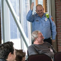 Northville Township honors its firefighters