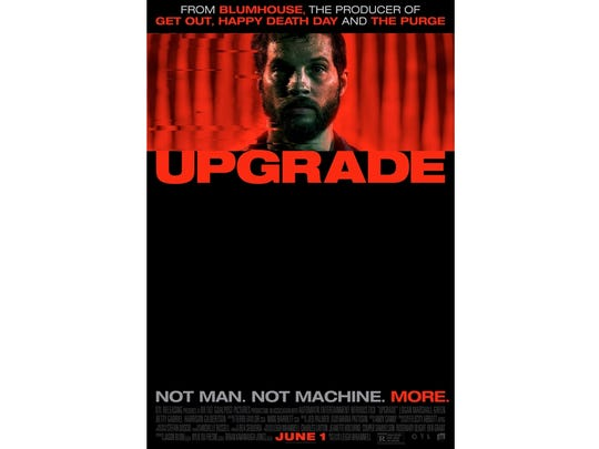 """Upgrade"" is rated R."