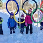 The Leibham Olympics: Sheboygan family turns backyard into Olympic Games for family of 60+