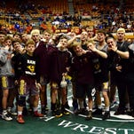 La Salle, Ross advanced to semis in state team tournament