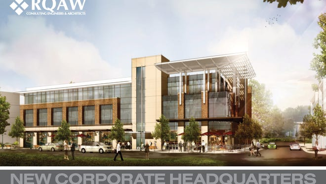 Consulting engineer and architect firm RQAW Corp. will invest $4 million as it moves its corporate headquarters from Carmel to Fishers.