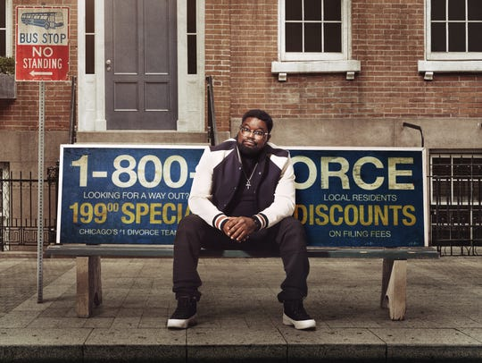 """Lil Rel Howery in new Fox comedy """"Rel."""""""