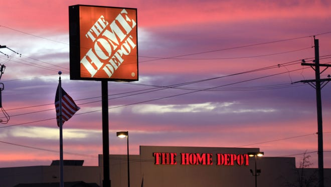 Home Depot is among the stores closed on Thanksgiving Day.