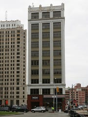 137 Cadillac Square also known as the Lawyers Building in Detroit on Thursday, June 11, 2015.